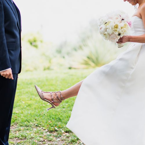 Destination Wedding at the Ojai Valley Inn, Ojai, California
